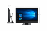 DELL AiO E7440 / i3-6100 / 8GB / 128 GB SSD / Win10