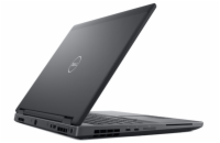 "DELL Precision 7540/i7-9850H/16GB/512GB SSD/15.6"" FHD/Nvidia Quadro T1000//Win 10 PRO/3Y PS NBD/black"