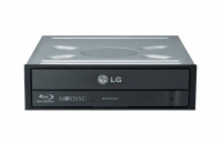 LG BH16NS40.ARAA10B Internal BD-RE HLDS BH16NS40, 16x DVD+/-, SATA, Bare, Black