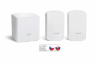 Tenda MW5 (3-pack) - Wireless AC MESH systém 802.11ac/a/b/g/n