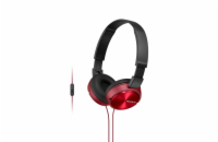 SONY MDR-ZX310AP - RED