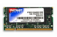 SO-DIMM 1GB DDR 400MHz Patriot CL3