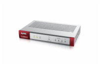 Zyxel ZyWALL USG40 UTM BUN, Security UTM solution: Firewall, VPN: 10x IPSec/ 15x SSL (5 default), 4x 1Gbps (3x LAN/DMZ,