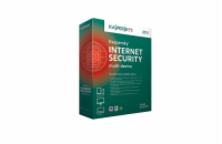 Kaspersky Internet Security multi-device 2017 CZ, 1 zaříz...