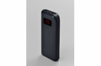 Power bank 10.000 mAh - design carbon - černý