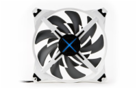 Zalman ventilátor ZM-DF14 SF 140mm, fan control, LED red