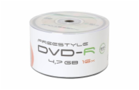 FREESTYLE DVD-R 4,7GB 16X spindle 50 pack