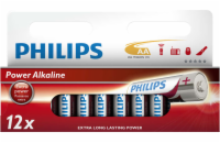 Philips baterie AA Power Alkaline - 12ks