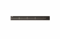 Dell Networking X1052 Smart Web Managed Switch 48x 1GbE a...