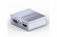 PremiumCord adaptér Mini DisplayPort - HDMI + DVI + VGA
