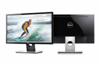 "DELL SE2416H 24"" WLED/1920X1080 Full HD/1000:1/6ms/VGA/HDMI/černý"