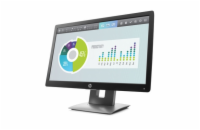 HP EliteDisplay E202 / 20'' IPS/ 1600x900 / 1000:1 / 7ms / 250 cd / VGA, DVI-D, DP, USB / 3/3/0