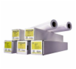 HP C6029C Heavyweight Coated Paper-610 mm x 30.5 m (24 in x 100 ft), 35 lb, 130 g/m2