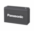 Baterie Panasonic 6V/12Ah (FASTON 250)