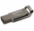ADATA Flash Disk 32GB UV131, USB 3.1 Dash Drive, Chromium, kov, šedá