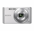 "SONY DSC-W830S 20,1 MP, 8x zoom, 2,7 "" LCD - SILVER"