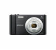 "SONY DSC-W800B 20,1 MP, 5x zoom, 2,7 "" LCD - BLACK"