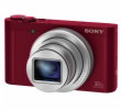 "SONY DSC-WX500 18,2 MP, 30x zoom, 3 "" LCD - RED"