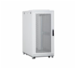 DIGITUS 26U server cabinet, 1260x600x1000 mm, color grey RAL 7035 perforated door