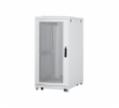 DIGITUS 36U server cabinet, 1705x600x1000 mm, color grey RAL 7035 perforated door
